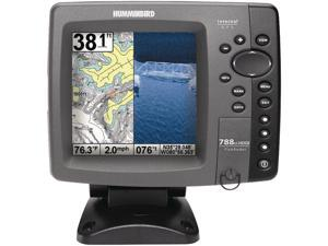 "Humminbird 788ci HD DI Combo 5.0"" Fishfinder with Internal GPS"