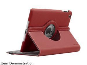 Targus  Red  Twill Versavu Rotating Stand and Case for iPad MiniTHZ18301EU