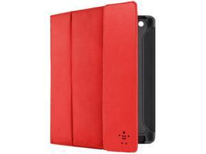 Belkin RubyBlacktop Case Folio Poly IPAD3G Storage F8N747TTC01