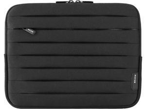 Belkin  Black  Pleated Sleeve for iPadF8N277CW