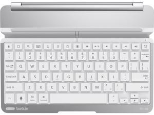 Belkin  QODE Thin TypeBluetooth Keyboard Case for iPad AirF5L155EAWHT