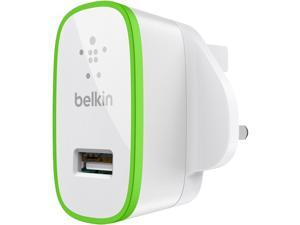 Belkin Wall Charger 1x2.1Amp for All iPad F8J052UKWHT