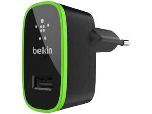 Belkin Wall Charger 1x2.1Amp for All iPad (Euro Plug) F8J052CWBLK