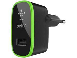 Belkin Wall Charger 1x2.1Amp for All iPad (Euro Plug) F8J052CWBLK