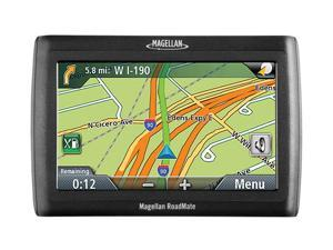 "MAGELLAN  RoadMate 1424-LM  4.3""  GPS with Lifetime Map Update"