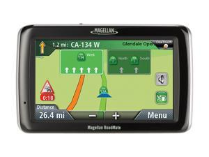 "MAGELLAN 4.7"" GPS w/ Lifetime Traffic & 1 Free Map Update"