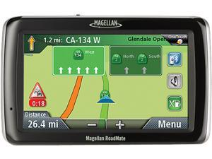 """MAGELLAN RoadMate 3055 4.7"""" GPS With Bluetooth And Lifetime Traffic"""