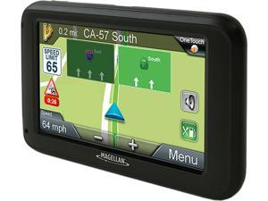 "MAGELLAN 5.0"" RoadMate 5330T-LM 5"" GPS Device with Free Lifetime Map & Traffic Alert Updates"