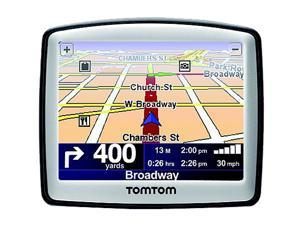 "Tom Tom One 130 3.5""GPS Navigation with Spoken instruction"