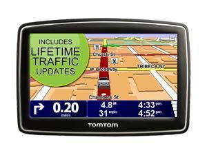 "TomTom 4.3"" Lifetime Traffic Edition - Box"