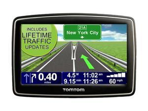 "TomTom XXL 550T 5.0"" GPS Navigation with Lifetime Traffic Updates"