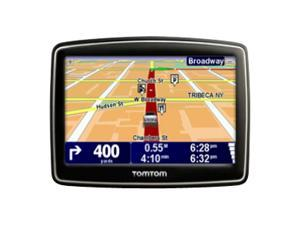 "TomTom XXL 540-S 5.0"" GPS Navigation (World Traveler Edition)"