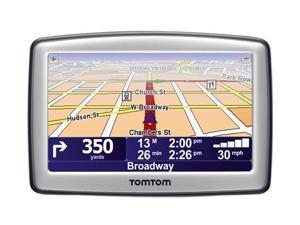 "TomTom 4.3"" GPS Navigation with Spoken Street Names (Box Version)"