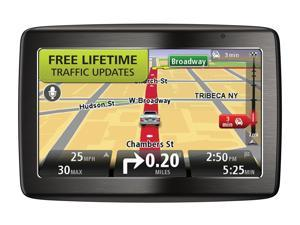 "TomTom VIA 1435T 4.3"" GPS Navigation with Lifetime Traffic Update"