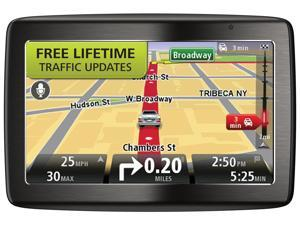 "TomTom VIA 1535T 5.0"" GPS Navigation with Lifetime Traffic"