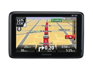 "TomTom 5.0"" GPS Navigation With LIVE Services"