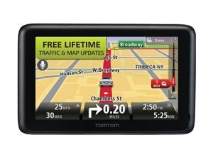 "TomTom GO 2535TM WTE 5.0"" GPS Navigation w/ Lifetime Traffic & Map Updates"