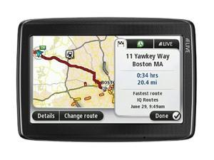 "TomTom GO LIVE 1535 M 5.0"" GPS Navigation w/ Lifetime Map Update"