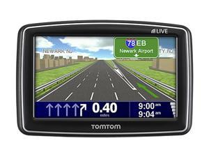 "TomTom XL 340-S LIVE 4.3"" GPS Navigation w/ GPS Case & Screen Protector"