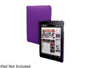 Incipio Ultralight feather Hard Shell Case for Apple iPad - Purple IPAD-116