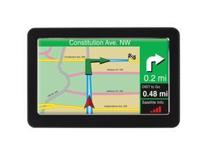 "TeleType 5.0"" Truck Routing GPS Navigation"