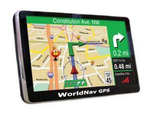 "TeleType 7.0"" Truck GPS Navigation"