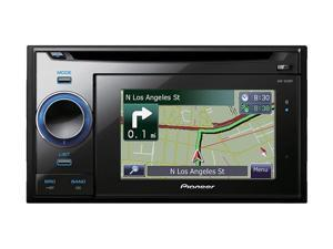 "Pioneer 4.3"" In-Dash Navigation CD Receiver"