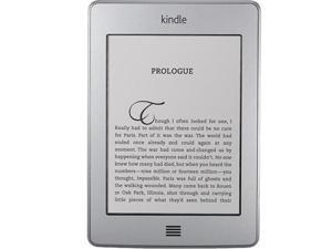 Amazon E-Book Reader Kindle Touch (with special offers)
