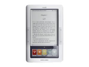 Barnes & Noble 3G+Wi-Fi NOOK E-Book Reader (White/Gray) BNRZ100