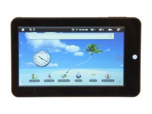 "Curtis KLU LT7028 4GB Flash 7.0"" Android Tablet"