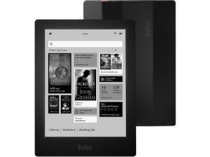 Kobo eReader Touch Edition - Silver N204-KB0-B