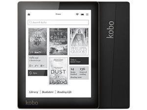 Kobo Mini eReader Black - N514-KU-BK-K-EP