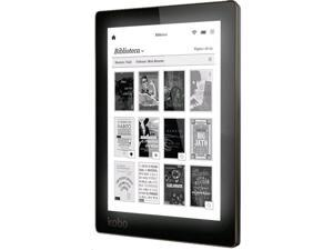 Kobo E-Book Reader N250-KU-BK-K-EP