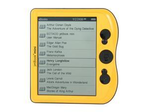 ECTACO E-Book Reader jetBook mini (Yellow)