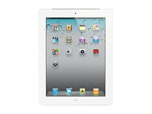 "Apple iPad 2 64GB Storage 9.7"" with Wi-Fi + 3G for Verizon - White"