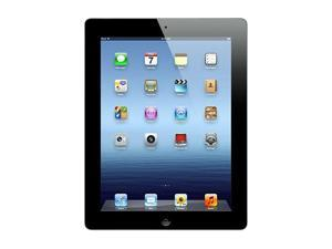 Apple The new iPad 3rd Gen (64 GB) with Wi-Fi - Black - MC707LL/A