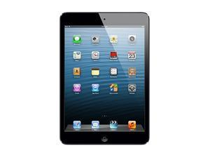 Apple iPad mini (64 GB) with Wi-Fi + AT&T 4G LTE – Black/Slate – Model #MD536LL/A