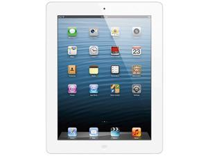 Apple iPad with Retina Display 4th Gen (64 GB) – White – Model# M515LL/A
