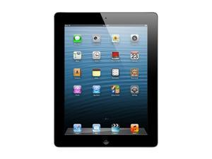 Apple iPad with Retina Display 4th Gen (64 GB) with Wi-Fi + AT&T 4G LTE – Black – Model #MD518LL/A
