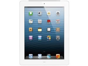Apple iPad with Retina Display 4th Gen (32 GB) with Wi-Fi + AT&T 4G LTE - White - Model #MD520LL/A
