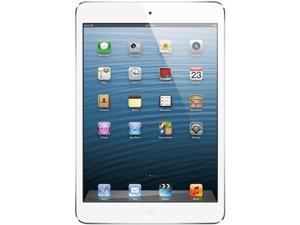 "Apple MD531LL/A 16GB 7.9"" iPad Mini with Wi-Fi - White & Silver (1st Generation)"
