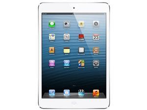 Apple iPad Mini (16 GB) with Wi-Fi – White & Silver – Model #MD531E/A