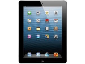 Apple iPad with Retina Display 4th Gen (16 GB) with Wi-Fi + Cellular - Black - Model #MD516E/A