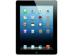 Apple iPad with Retina Display 4th Gen (128 GB) – Black – Model# ME392LL/A