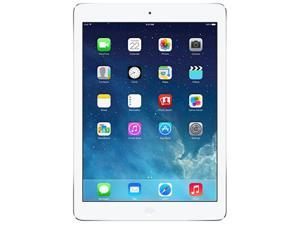 "Apple iPad Air MD788LL/A Apple A7 1 GB Memory 16 GB 9.7"" Touchscreen Tablet (WiFi Only) iOS 7"