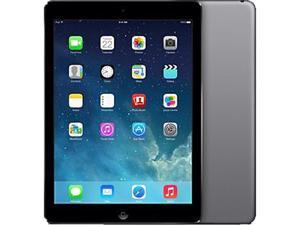 "Apple iPad Air ME898LL/A Apple A7 1 GB Memory 128 GB 9.7"" Touchscreen Tablet WiFi Only iOS 7"