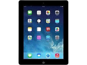 """Apple MD510LL/A Apple A6 16 GB 9.7"""" 16GB 9.7"""" iPad with Retina Display Wi-Fi - Black (4th Generation) iOS 6"""