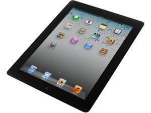 Apple iPad 2 MC769LL/A Tablet (iOS 7, 16GB, Wi-Fi) Black 2nd Generation - Grade A