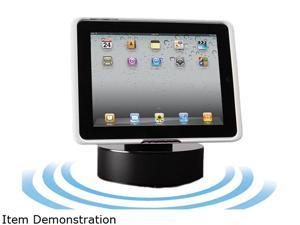 Audiovox IPDHDSS Powered sound dock with charging capabilities Black