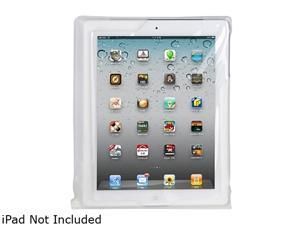 DiCAPac WP-I20-WHITE Waterproof Case for iPad, iPad2 - White